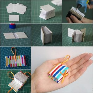 mini book yourself at home