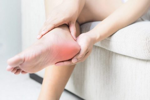 Relieving Heel Pain