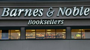 Barnes & Noble on the ropes